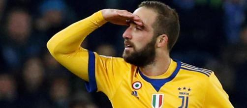 Serie A: Higuain et la Juventus font tomber Naples (vidéos) - www ... - sudinfo.be