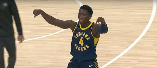 The Indiana Pacers again relied on Victor Oladipo to defeat the Cleveland Cavaliers -- Real GD's Latest Highlights via YouTube