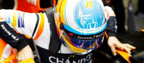 Alonso y un encuentro por volver a ser de nuevo