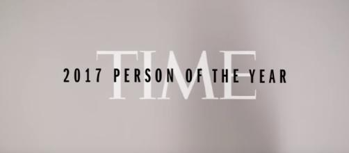 Time Magazine 2017 Person of The year - Image credit - Time   YouTube