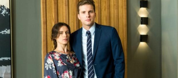 Advogado ajudará Clara a se vingar de todos os seus inimigos. (Foto Reprodução).