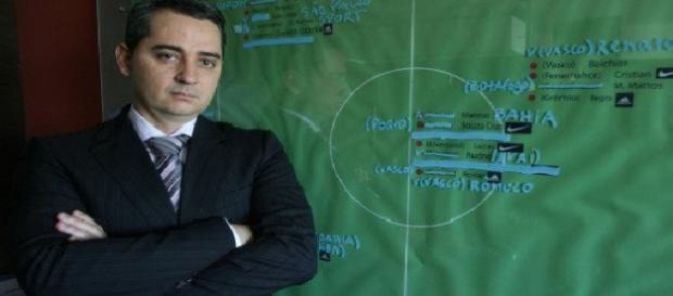 Carlos Leite tem boa relação com Eurico Miranda (Foto: Divulgação)