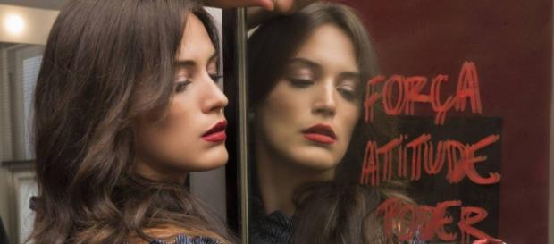 Clara é protagonista na novela 'A Força do Querer'. (Foto Reprodução).