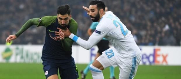 Europa League: Marseille qualifié pour les 16es - Challenges.fr - challenges.fr