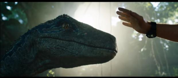'Jurassic World: Fallen Kingdom' trailer released. - [Universal Pictures / YouTube screencap]