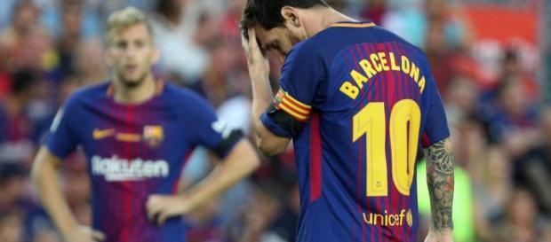 Messi, agora, vê de perto a boa fase de CR7
