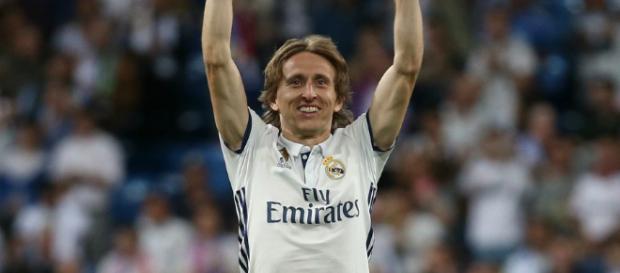 Modric futur footballeur de l'AC Milan ?