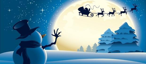 O frio já chegou... e o Natal está a chegar...