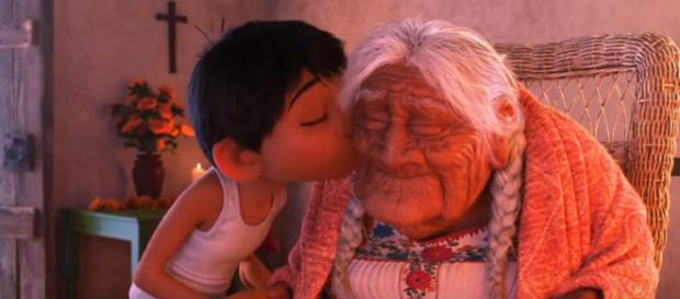Scene from 'Coco' - [Image Credit: DisneyMusicVEVO/YouTube]
