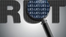 La banalidad de la mentira mata