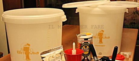 Come realizzare la produzione della propria birra fatta in casa con il kit di fermentazione - giallozafferano.it