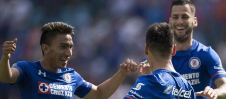 Liga MX Apertura 2017 - Cruz Azul vs Atlas   MxM Acciones ... - televisa.com