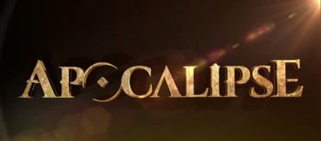 Logomarca da trama da RecordTV que estreou no dia 21 de novembro