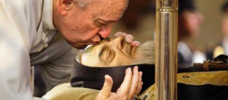 Una coppia Polacca: pensavamo che Padre Pio non ci ascoltasse ma ... - raggidiluce.com