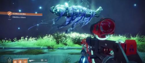 A screenshot from 'Destiny 2' - (Image Credit: Novice Killer/ YouTube screencap)