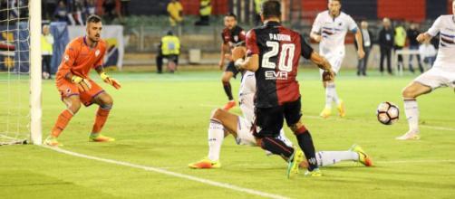 Cagliari-Sampdoria: dove vederla in streaming e in tv