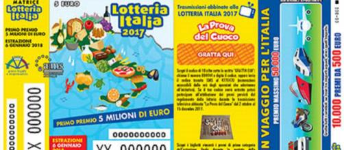 Comunicati i biglietti vincenti della Lotteria Italia 2018