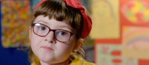 Daisy of The Secret Life Of 5 And 6 Years Old (Image Credit: Channel 4/YouTube/Screengrab)