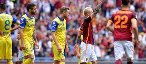 Dove vedere Chievo-Roma in diretta streaming e in tv