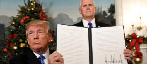 Gobierno de Donald Trump: Trump reconoce Jerusalén como capital de ... - elconfidencial.com