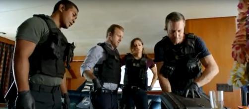 'Hawaii Five-O' faces an infectious villain in 'Make me kai.' - [Image cap televisionpromosdb / YouTube screencap]