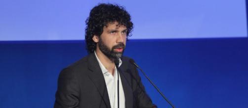 Il presidente dell'Associazione Calciatori, Damiano Tommasi, potrebbe candidarsi per la presidenza della FIGC