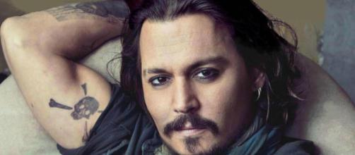 Johnny Depp relaxing. - [Image provide via Flickr (Credit: Celebrityabc)]