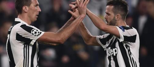 Juventus, Allegri mischia le carte