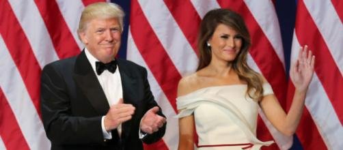 The internet wants Melania Trump to file for divorce from Donald. - [Image via Wikimedia Commons]