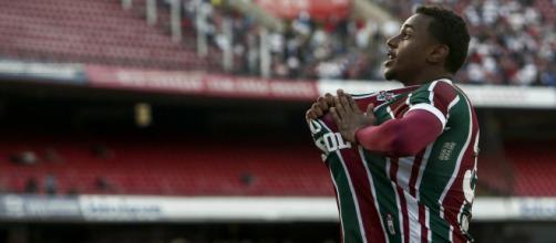 Wendel: contrato com o PSG. O volante deve ficar emprestado em Portugal. (Foto Reprodução).