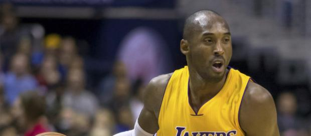 Kobe Bryant carried the Lakers to five NBA titles during his career. - {Image Credit: Keith Allison/WikiCommons]