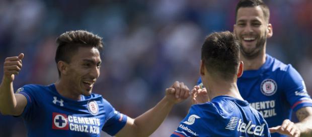 Liga MX Apertura 2017 - Cruz Azul vs Atlas | MxM Acciones ... - televisa.com