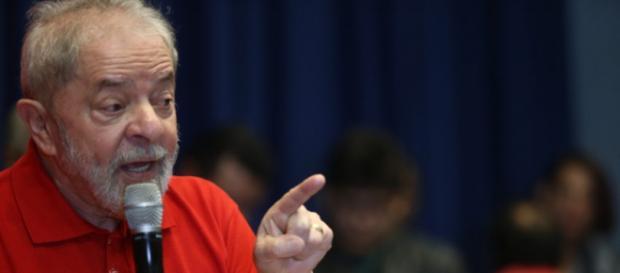 Lula fez duras criticas contra a Lava jato e Moro.