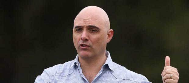 Maurício Galiotte, presidente do Palmeiras. (Foto Reprodução).