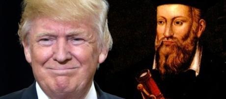 Nostradamus teria feito profecias sobre Donald Trump.