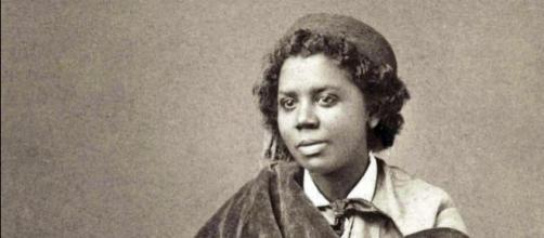 Edmonia Lewis, sculpteur afro-américaine