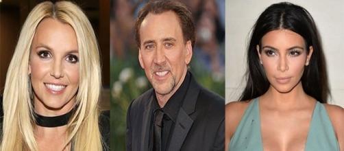 Muitos famosos já protagonizaram breves casamentos
