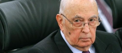 """Napolitano: """"Per il voto bisogna aspettare l'anno prossimo; elezioni a scadenza naturale"""""""