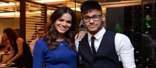 Neymar e Bruna Marquezine juntos