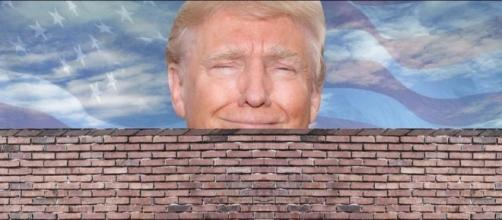 Now Trump promises to build a wall around him to ensure he doesn't ... - firstpost.com