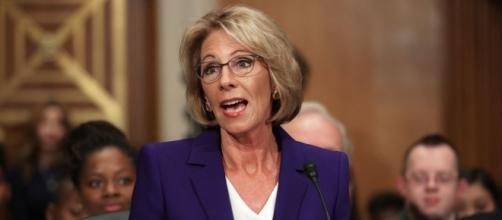 Trump's Education Secretary Nominee Won't Commit To Keeping Campus ... - buzzfeed.com