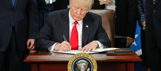 All the Executive Actions Donald Trump Has Issued So Far - ABC News - go.com