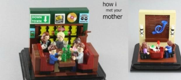 Cenas recriadas em Lego viralizam na web
