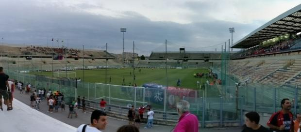 Lo Stadio Erasmo Iacovone di Taranto.
