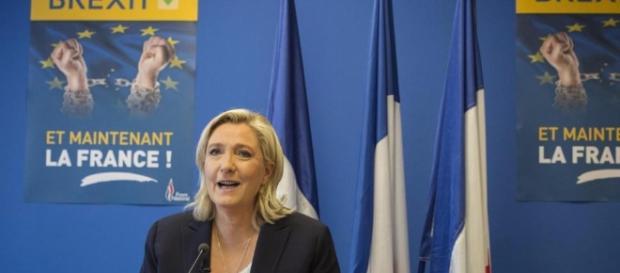Marine Le Pen, leader del Front National