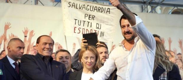 "Raduno Lega, il centrodestra riparte da Bologna: ""Uniti vinceremo ... - mediaset.it"