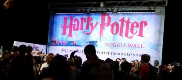 The expo gave Harry Potter fans a chance to experience every aspect of the franchise. ({Photo by Barb Nefer)