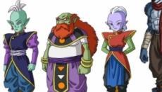DragonBall Super: Información oficial de 5 nuevos personajes