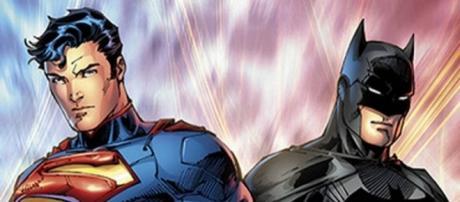 Dois personagens muito famosos dos quadrinhos