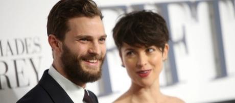 Jamie Dornan And Wife Amelia Warner Relocate Baby Girls For 'Fifty ... - inquisitr.com